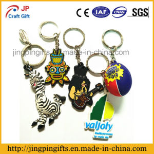 2016 Hot Sale Promotion Gift Customize PVC Key Chain pictures & photos