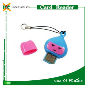 Wholesale Lovely Mini Micro SD Card Reader pictures & photos