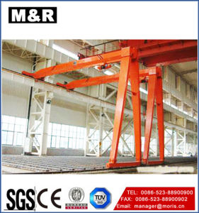 Hot Sale Half Portal-Type Crane for Wholesales pictures & photos