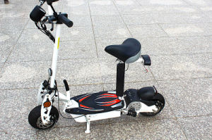 2 Wheels Adult Foldable 800W Electric Scooter with Dismountable Seat for Outdoor Sports pictures & photos