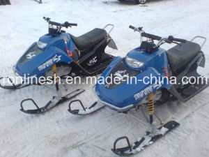 150cc Kids Snowmobile/Child Snow Mobile/Snow Sled/Snow Ski/Toddler Snow Scooter with Reverse, CE pictures & photos