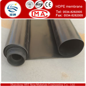 Geomembranes Type and EVA, HDPE, LDPE, HDPE, Ecb, PVC, Ecb and etc, LLDPE, EVA, PVC, LDPE, LLDPE Material Waterproofing HDPE Sheet pictures & photos