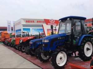 75HP 4WD Tractor with Rops CE Approved at Caton Fair pictures & photos