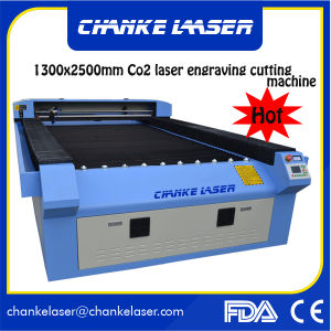 CO2 Laser Engraving Machinery Price for Cloth Toy Fabric Leather pictures & photos