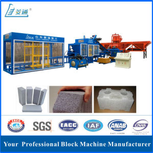 Cement Interlocking Brick Full Automatic Molding Brick Making Machine
