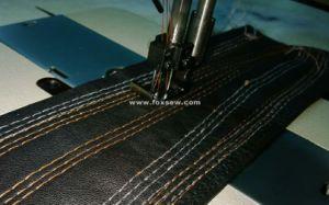 High Speed Three-Needle Lockstitch Sewing Machines pictures & photos