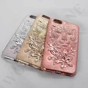 High Quality Colorful TPU Ultra Thin Mobile Phone Case for iPhone 5s/6/6plus pictures & photos