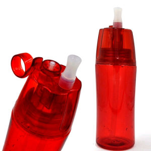 Tritan Plastic Water Bottle 450ML, Tritan Sports Bottle With Straw pictures & photos