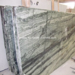Green China Nile River Marble Slabs for Wall and Flooring pictures & photos