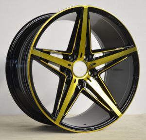Alloy Wjeel. Aftermarket Wheel; Straight Rim; Hot Sale; New Designed. pictures & photos