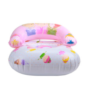 New Design PVC Inflatable Sofa Bed for Kid pictures & photos
