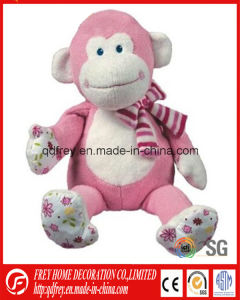 Hot Sale Plush Monkey Toy for Baby Gift pictures & photos