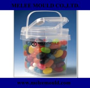 Decorative Plastic Storage Containers with Lids Mould pictures & photos