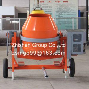 CMH600 (CMH50-CMH800) Zhishan Portable Electric Gasoline Diesel Cement Concrete Mixer pictures & photos