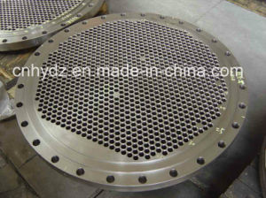 Hot Forged Stainless Steel Tube Sheet of Material F304L