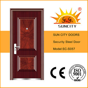 Factory Classic Design Used Exterior Door Design (SC-S057) pictures & photos