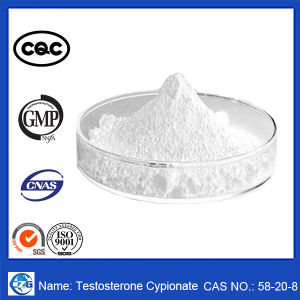 Muscle Building Raw Steroids Powder CAS 5721-91-5 Testosterone Decanoate pictures & photos