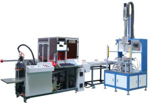 Extended Rigid Box Making Machine for Guling and Positioning pictures & photos