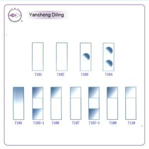 Microscope Slides, 7103, Single Concave, Ground Edges, Packing as Above pictures & photos