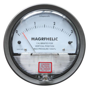 Magnetic Differential Pressure Gauge (B-0072)
