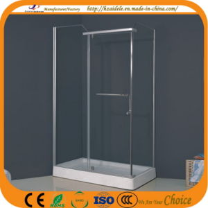 Square Tray 5mm Glass Shower Cabin (ADL-8028) pictures & photos