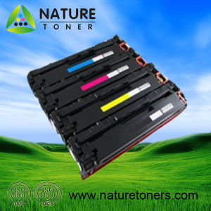 Compatible Toner Cartridge for HP CF400A-CF403A/CB400X-CF403X pictures & photos