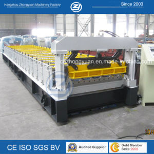 Roof Roll Forming Machine with ISO Certificate pictures & photos
