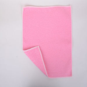 Pink, Ultra-Fine Fiber Cleaning Cloth, Customization