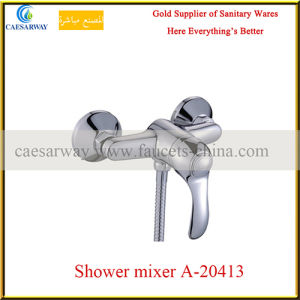 China Supply Brass Basin Faucet with Ce Approved for Bathroom pictures & photos