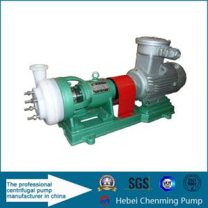 Industrial Effluent Plastic Impeller Water Pump