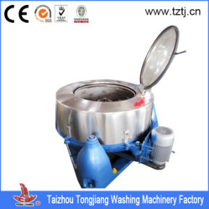 Ss752-500 (25kg wet capacity) Laundry Extractor Machine (SS) with Lid pictures & photos