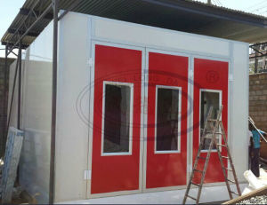 Best Quality Auto Painting and Baking Booth Wld8200 CE pictures & photos