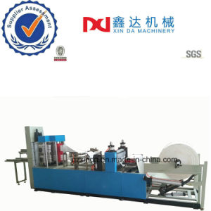 Automatic Printing Serviette Tissue Machine for Producing Embossed Folding Napkin Paper Equipment pictures & photos