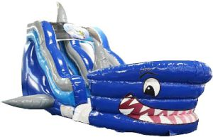 Hot Selling Inflatable Outdoor Slider, Shark Inflatable Slider/Water Slide/Inflatable Toys pictures & photos