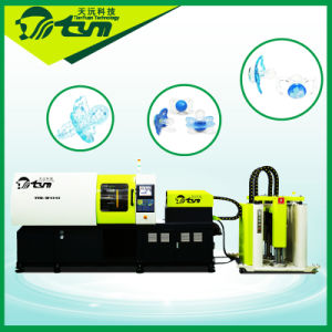 130t Automatic Liquid Silicone Rubber Injection Molding Machine for OEM Silicone Products