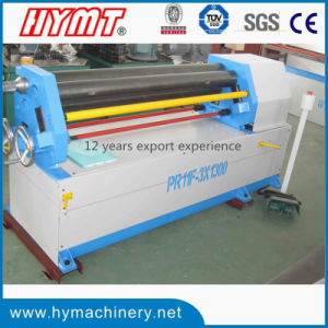 W11f Series 3 Roller Asymmetrical Bending Roll Machine pictures & photos