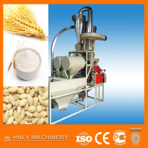 Low Price 10t/24h Wheat Flour Milling Machines with Price pictures & photos