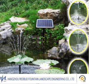 Solar Fountain Without Storage Battery pictures & photos