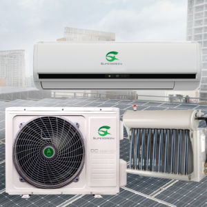 Hybrid Wall Mounted Solar Air Conditioners