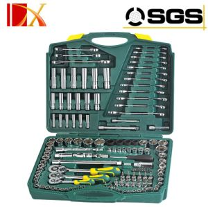 150PCS Combination Wrench and Socket Tool Set