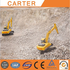 CT360-8c (ISUZU Engine) Hydraulic Heavy Duty Crawler Backhoe Excavator pictures & photos