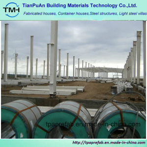 Economic Prefabricated Building Workshop Steel Structure pictures & photos