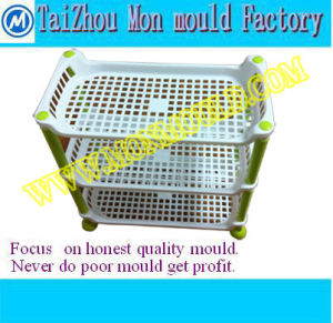 Plastic Support Shelf Mold pictures & photos