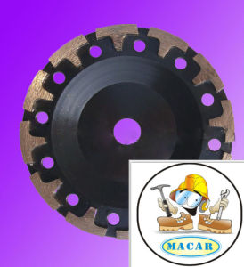 "Diamond Cup Wheel with ""T"" Grinding Cup Wheel"
