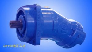 Fixed Displacement Plunger Pump Motor A2f250W5z1 Hydraulic Motor pictures & photos