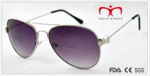 2015 Fashion Style Bifocal Lens Metal Sunglasses (MI223) pictures & photos