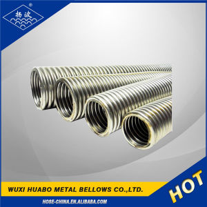 300 Series Flexible Corrugated Stainless Steel Hose pictures & photos