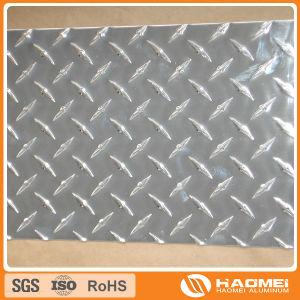hot rolled diamond plate aluminium pictures & photos