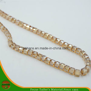 10mm Crystal Bead, Square Glass Beads Accessories (HAG-07#) pictures & photos