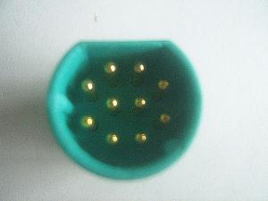 Siemens-Drager 10pin Adult Finger Clip SpO2 Sensor pictures & photos